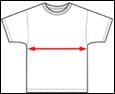 Measuring Garments - Body Width