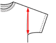 Measuring Garments - Armhole