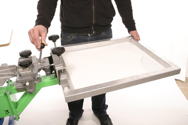 The Screen Printing Process – The Print Doctor